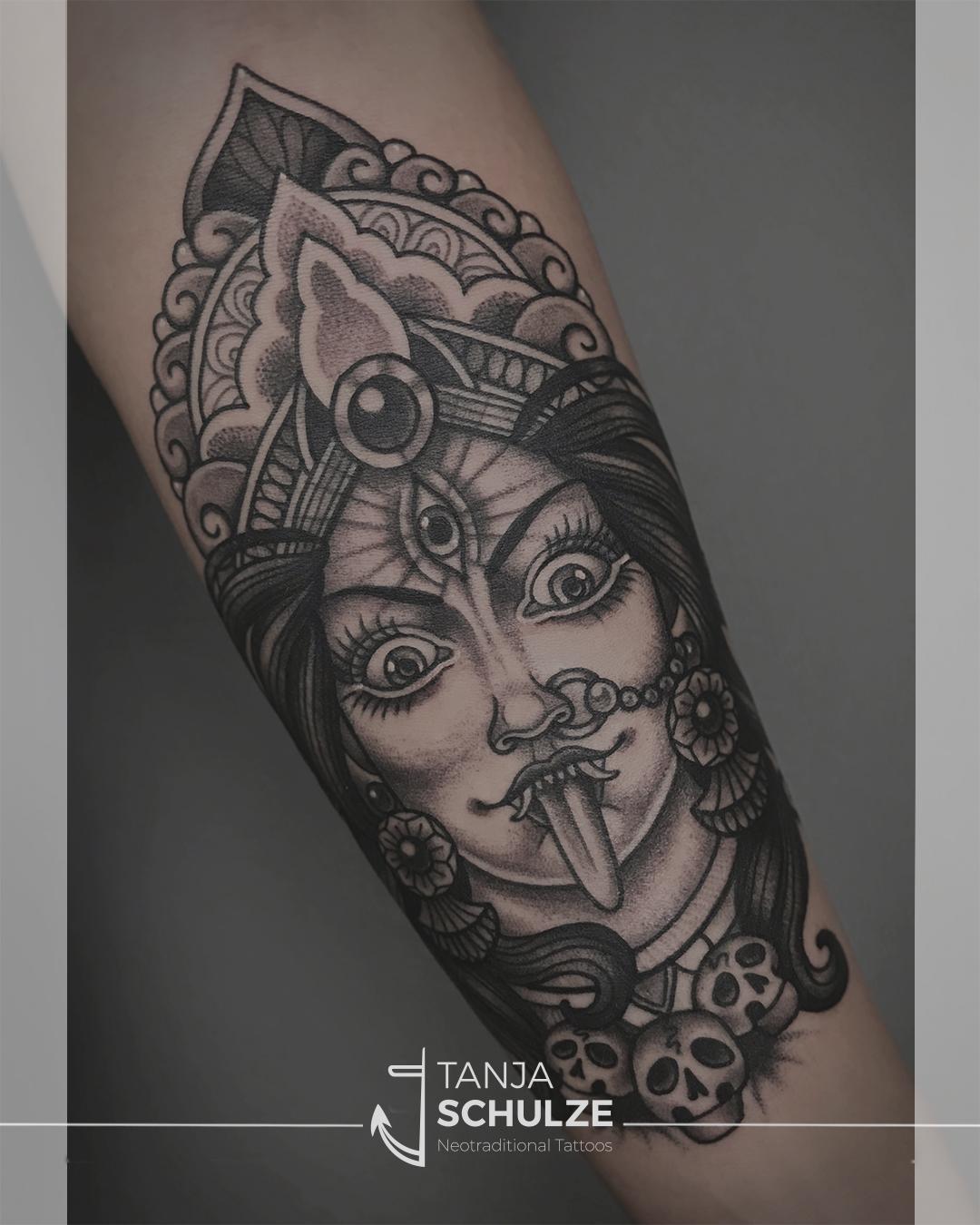 Tattoo Kali