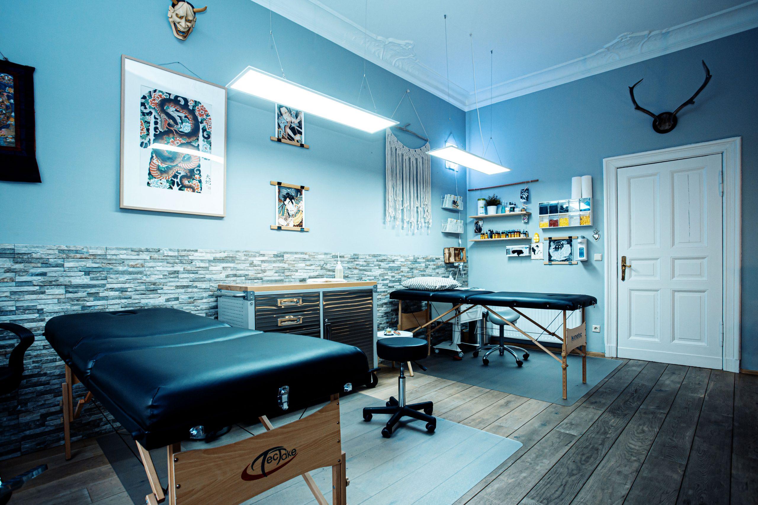 Tattoo-Atelier